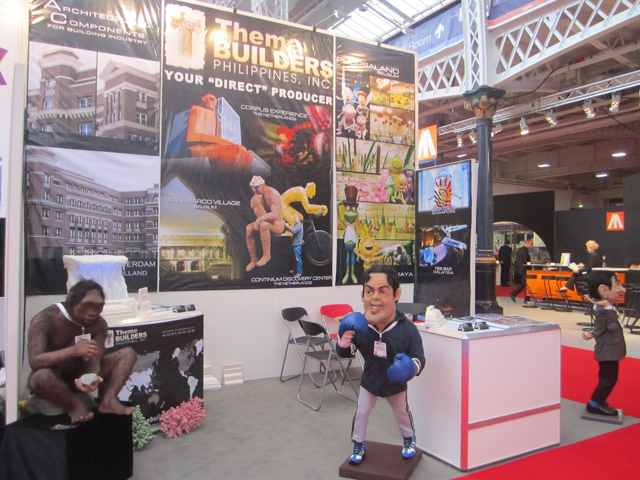 2011 EURO ATTRACTIONS SHOW