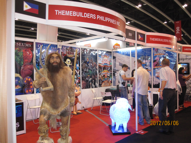 2012 ASIAN ATTRACTIONS EXPO
