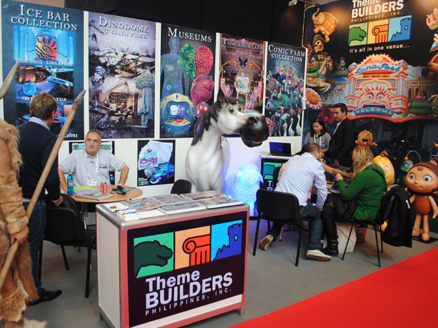 2012 EURO ATTRACTIONS SHOW