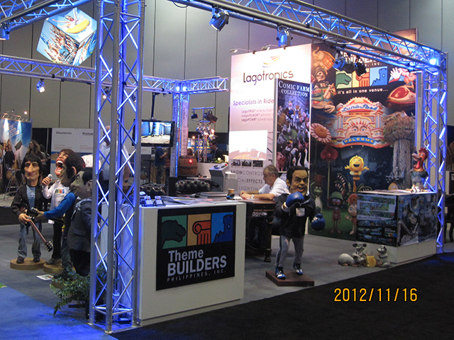 2012 IAAPA ATTRACTIONS SHOW