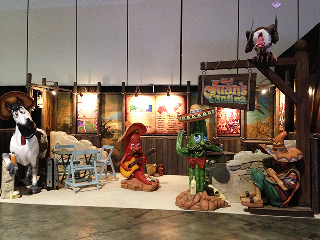 2013  IAAPA ATTRACTIONS SHOW