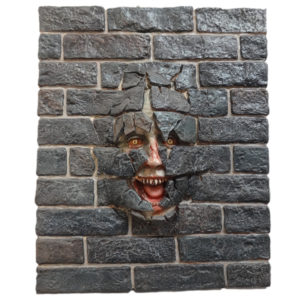 Brick Panel with Face