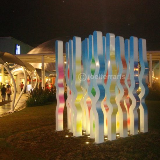 SM Skygarden Sculptures