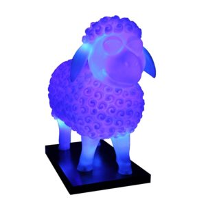 Transparent Sheep