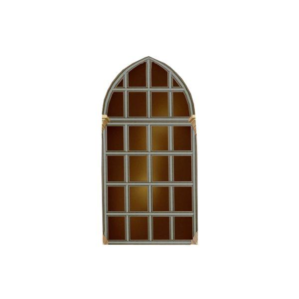 ACP006- WF_Wood frame