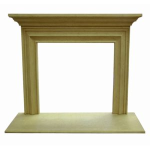 ACP022-CYPRUS MANTEL 1 INCH HEARTH PAD