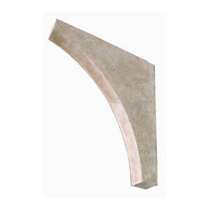 ACP163-EAVES DECORATIVE SUPPORT (STONE CAST)