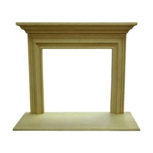 ACP346 -CYPRUS MANTEL_2 INCH HEARTH PAD