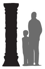 Aztec Column
