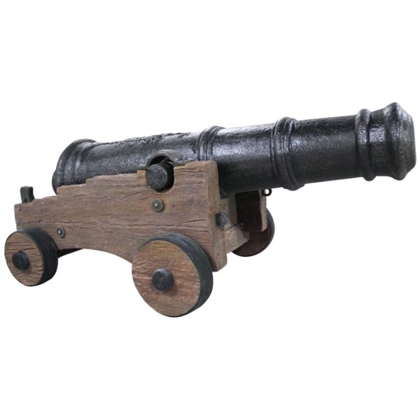 Cannon with Base