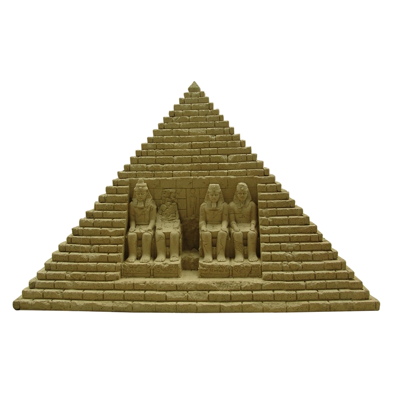 Egyptian Pyramid Architecture egyptian pyramid free standing - theme builders