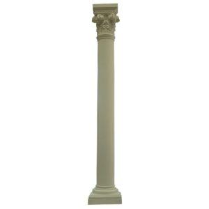FST1051-85_Corinthian Column 712cmH
