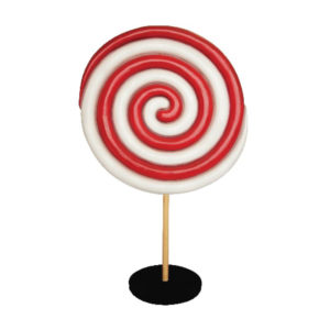 Twirl Lollipop with2