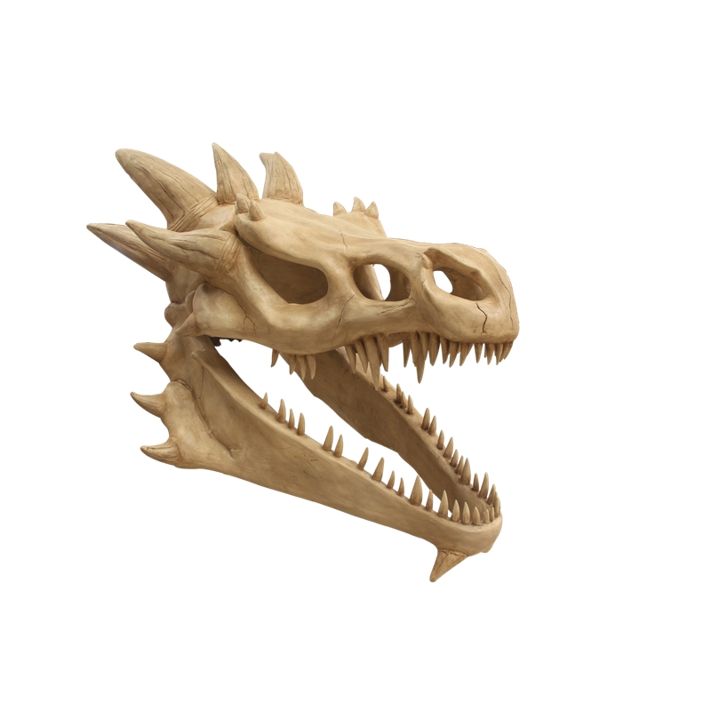 Dragon Skull Theme Builders
