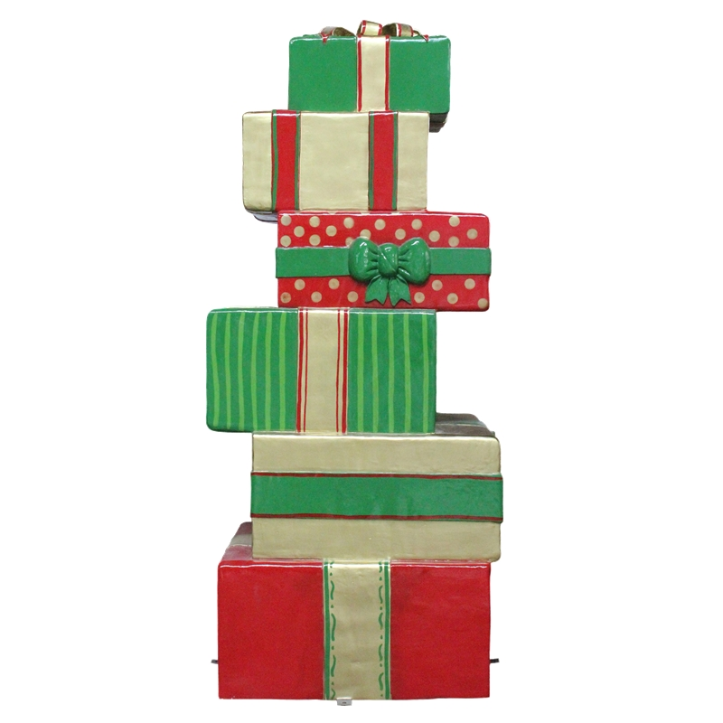 Stacked Gift Boxes A Theme Builders