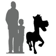 comic pony